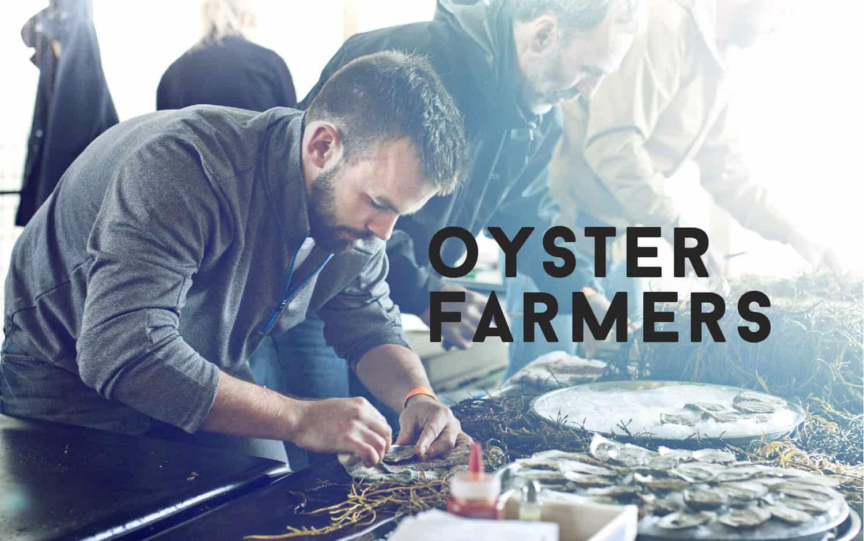 Oyster Farmers Halifax Oyster Festival Nova Scotia 2016