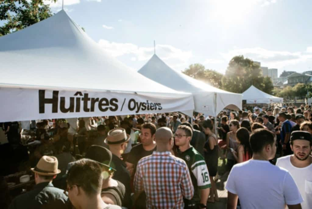 Montreal Oyster Festival